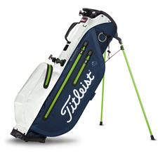 Titleist Players 4 StayDry Stand Bag - Navy-White-Apple