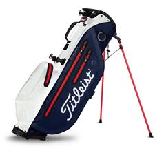 Titleist Players 4 StayDry Stand Bag - Navy-White-Red