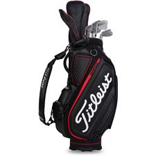 Titleist Custom Logo Tour Bag Jet Black Collection