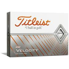 Titleist Velocity Custom Logo Golf Balls