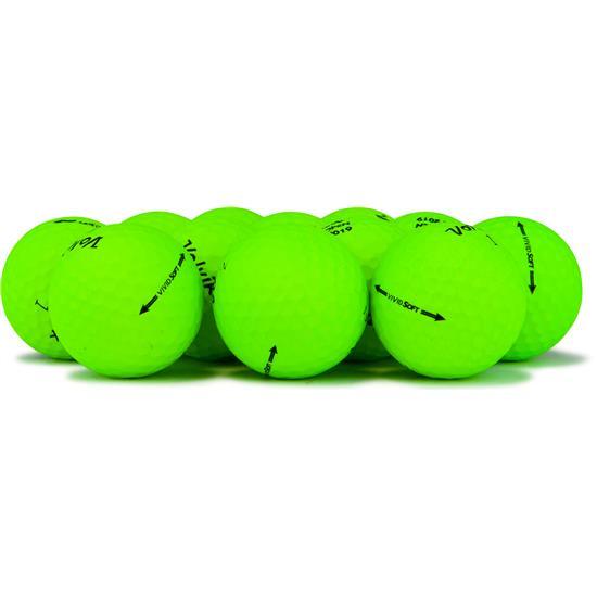 Volvik Vivid Soft Green Golf Balls