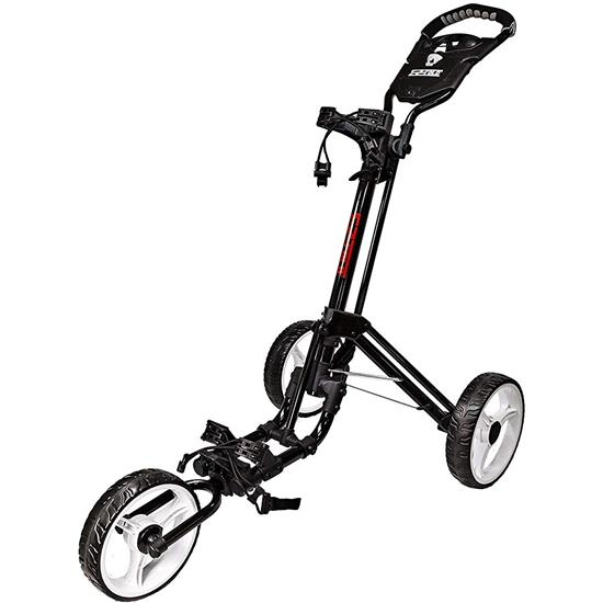 World of Golf EZ Fold Collapsible Push Cart