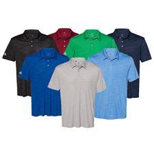 Adidas Custom Logo Melange Sport Shirt