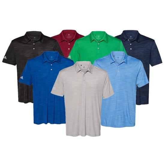 Adidas Men's Melange Sport Shirt