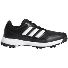 Adidas Core Black-White-Core Black Tech Response 2.0 Golf Shoes