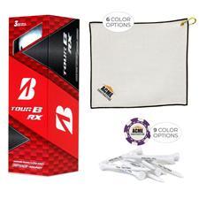 Bridgestone Custom Logo Tour B RX Player Pack