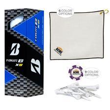 Bridgestone Custom Logo Tour B XS Player Pack