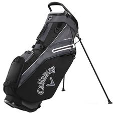 Callaway Golf Fairway 14 Stand Bag - Black-Charcoal-Silver