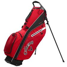 Callaway Golf Fairway C Personalized Stand Bag Double Strap - Red-Black-White