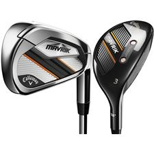 Callaway Golf Mavrik Graphite/Steel Combo Set