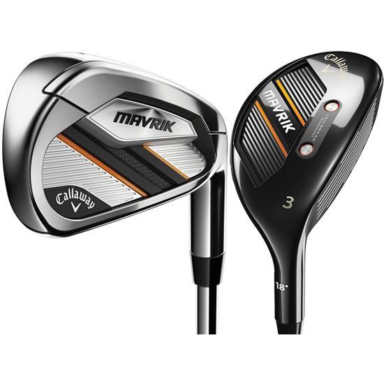 Callaway Golf Mavrik Graphite/Steel Combo Set
