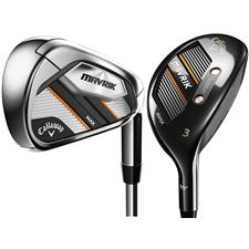 Callaway Golf Mavrik Max Graphite/Steel Combo Set