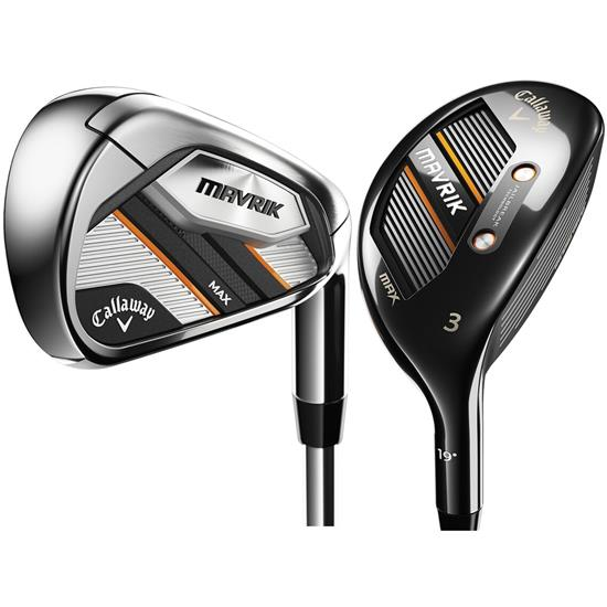 Callaway Golf Mavrik Max Graphite/Steel Combo Set
