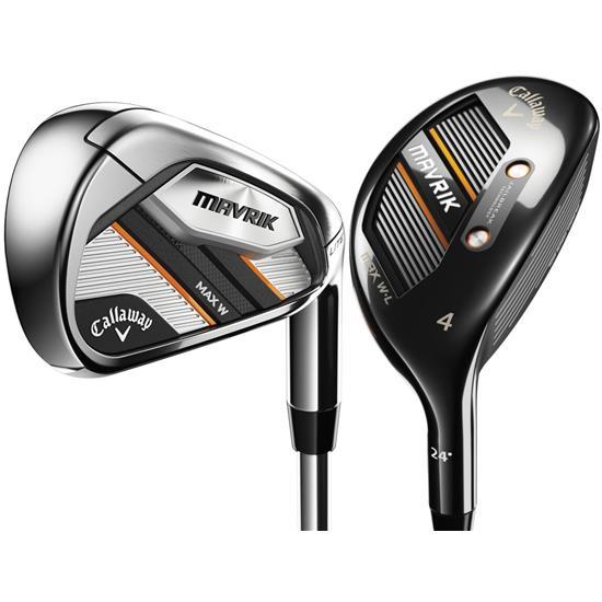 Callaway Golf Mavrik Max Lite Combo Set for Women