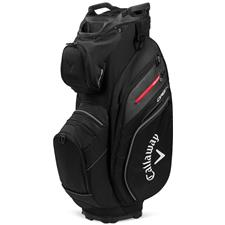 Callaway Golf ORG 14 Cart Bag 2020 Model - Black-White-Red