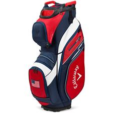 Callaway Golf ORG 14 Cart Bag 2020 Model - Red-Navy-White-USA Flag