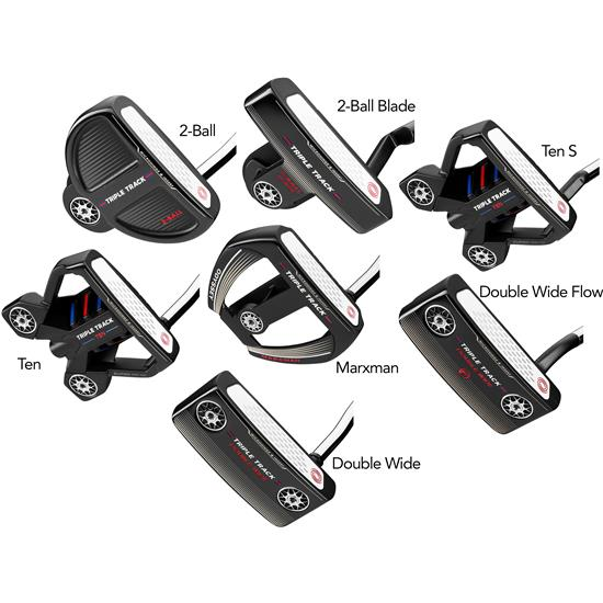 Odyssey Golf Stroke Lab Triple Track Putters