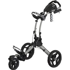 Clicgear Rovis RV1S Swivel Push Cart 2020 - Silver