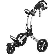 Clicgear Rovis RV1S Swivel Push Cart 2020 - White