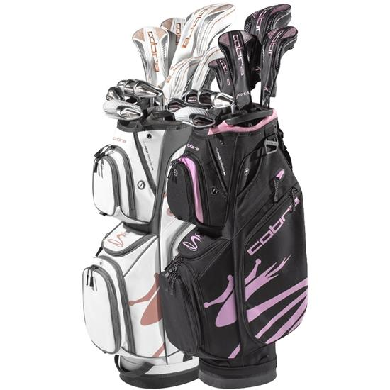 Cobra F-Max Airspeed Complete Set for Women