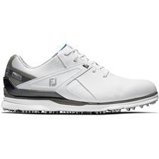 FootJoy White-Carbon Pro/SL Carbon Golf Shoes