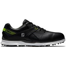 FootJoy Black-Lime Pro/SL Golf Shoes