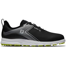 FootJoy Black-Lime Superlites XP Spikeless Golf Shoe