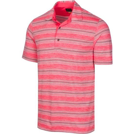 Greg Norman Men's Lava Polo