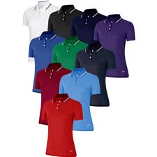 Nike Dry Victory Short Sleeve Solid Polo for Women