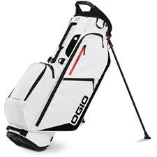 Ogio Fuse 4 Stand Bag 2020 Model - White