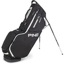 PING Hoofer Stand Personalized Bag - Black