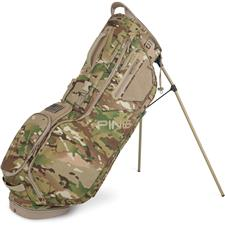 PING Hoofer Stand Personalized Bag - MultiCam