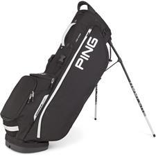 PING Hooferlite Stand Personalized Bag - Black