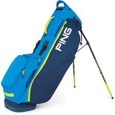 PING Hooferlite Stand Personalized Bag - Navy-Blue-Neon