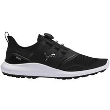 Puma Black-Silver-White Ignite NXT Disc Golf Shoes - 2020 Model