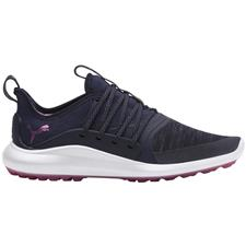 Puma Peacoat-Metallic Pink Ignite NXT Solelace Golf Shoes for Women