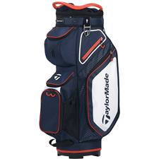 Taylor Made Cart 8.0 Bag 2020 Model - Navy-White-Red