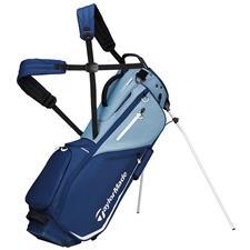 Taylor Made FlexTech Stand Bag - Blue Sapphire-Navy