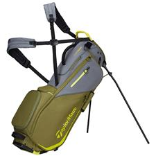 Taylor Made FlexTech Stand Bag 2020 Model - Gray-Dark Army