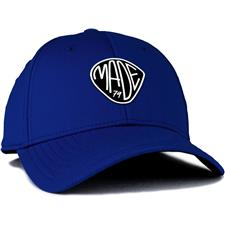 Taylor Made Men's Made 79 Cage Snapback Personalized Hat - Royal