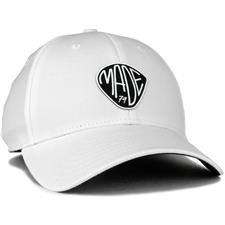 Taylor Made Men's Made 79 Cage Snapback Hat 2020 - White