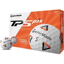 Taylor Made TP5 PIX 2.0 Golf Balls