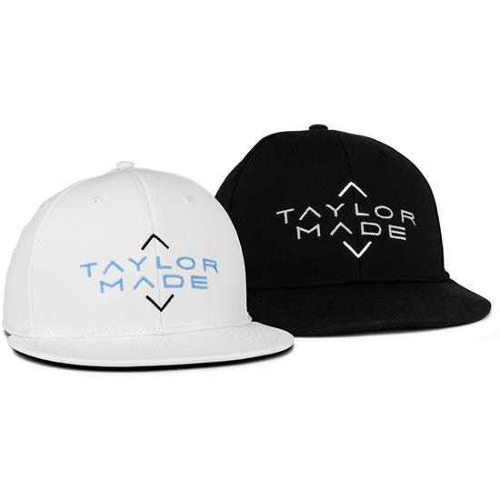 Taylor Made Men's Tour Stretch Flat Bill Snapback Hat 2020