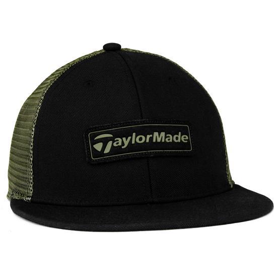 Taylor Made Men's Trucker Flat Bill Hat 2020
