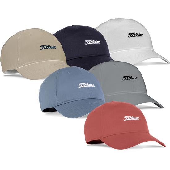 Titleist Men's Nantucket Lightweight Golf Hat 2020 Model
