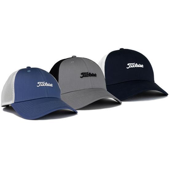 Titleist Men's Nantucket Mesh Golf Hat