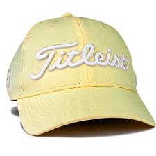 Titleist Men's Tour Performance Golf Hat - Sunburst-White