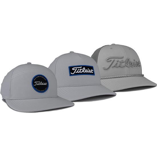 Titleist Men's West Coast Grey Collection Golf Hat