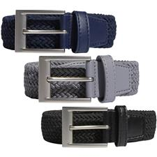 Adidas Braided Stretch Belt