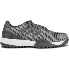 Adidas Grey Two-Grey Three-Solar Red Codechaos Sport Golf Shoes